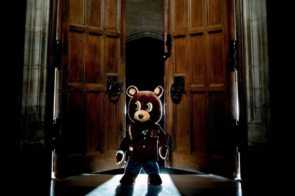 Kanye West S Late Registration Now Comes As An Interactive Infographic Late Registration Kanye West Albums Kanye West