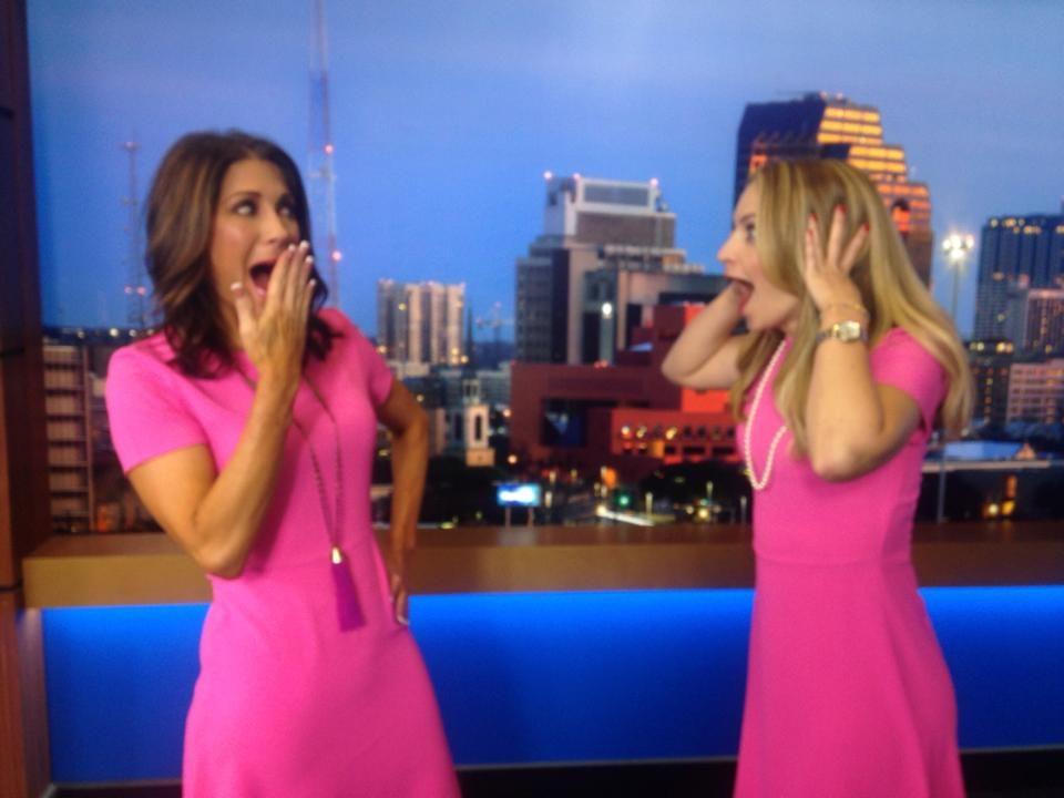 Leslie And Ashley Woai News 4 San Antonio Tx News