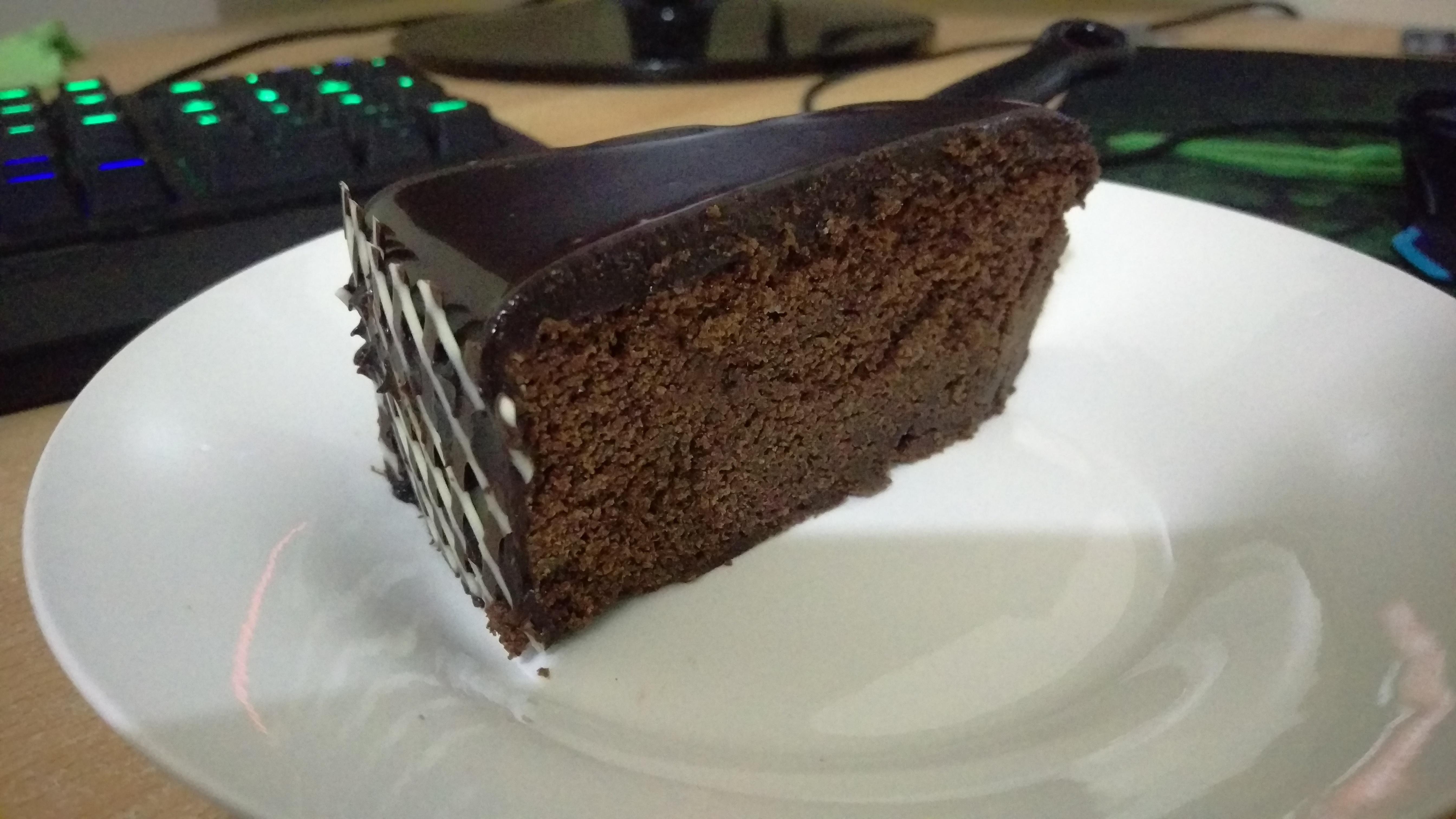 [I Ate] Chocolate Mud Cake http://ift.tt/2lynpJc