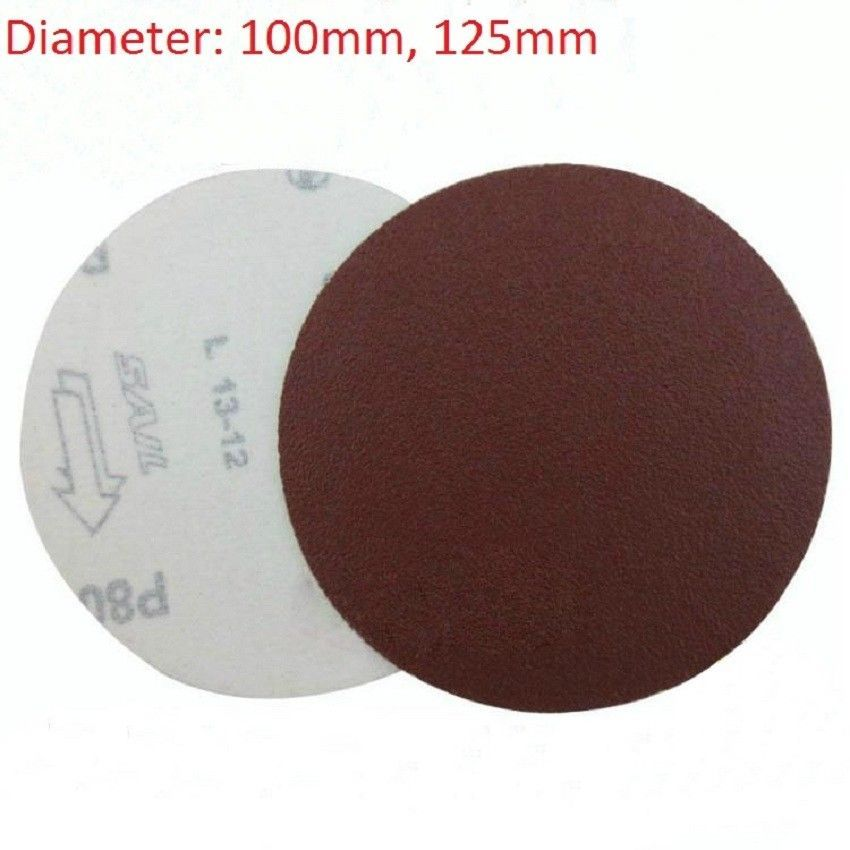 Sanding Discs Home Garden Sandpaper Paper Ebay