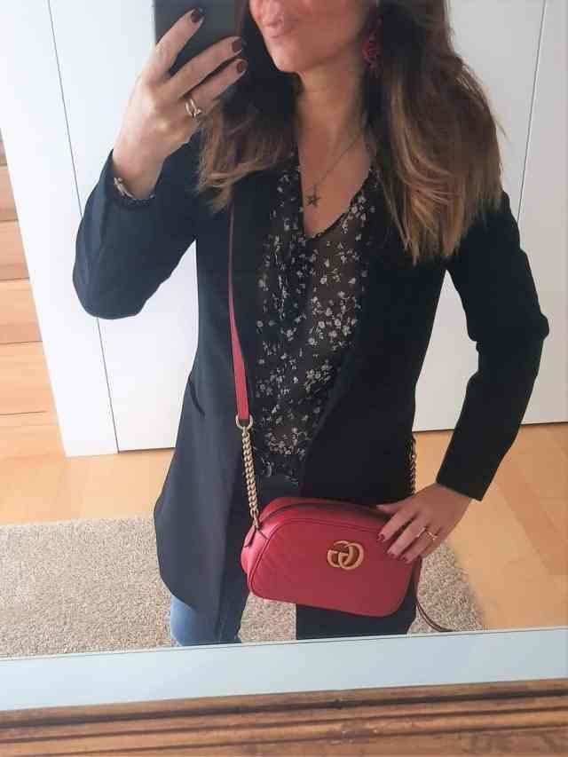 Gucci Marmont Small: nuovi outfit per l'autunno e l'inverno – non c'è tempo per lo stile