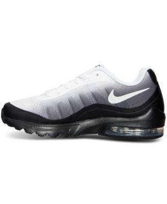 big sale b7213 ff92c Nike Men s Air Max Invigor Print Running Sneakers from Finish Line    macys.com