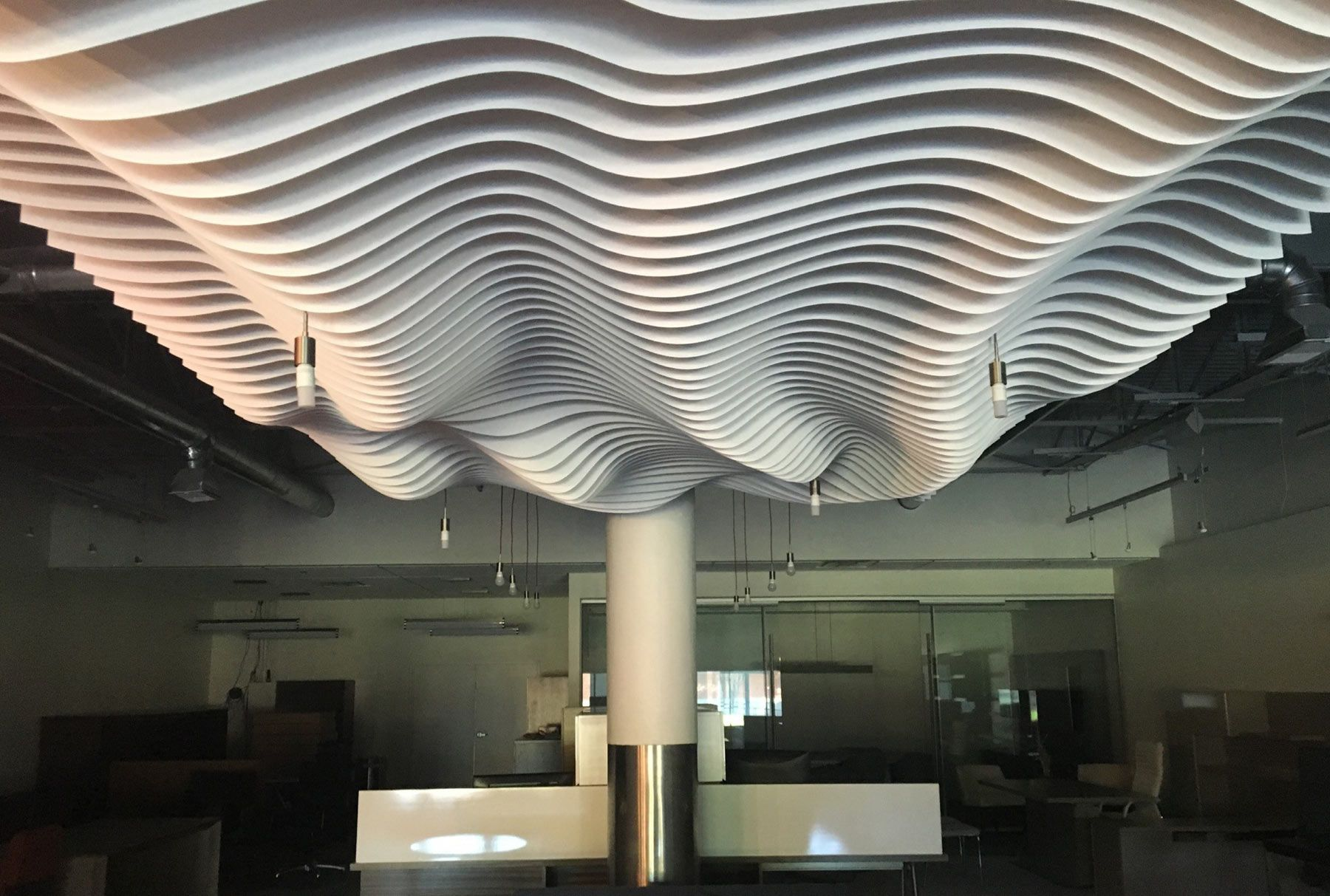 Atmosphera® Ceiling Systems Bring Truly Innovative