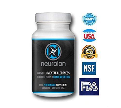 Neurolon Best Selling Brain Supplement Physician ...