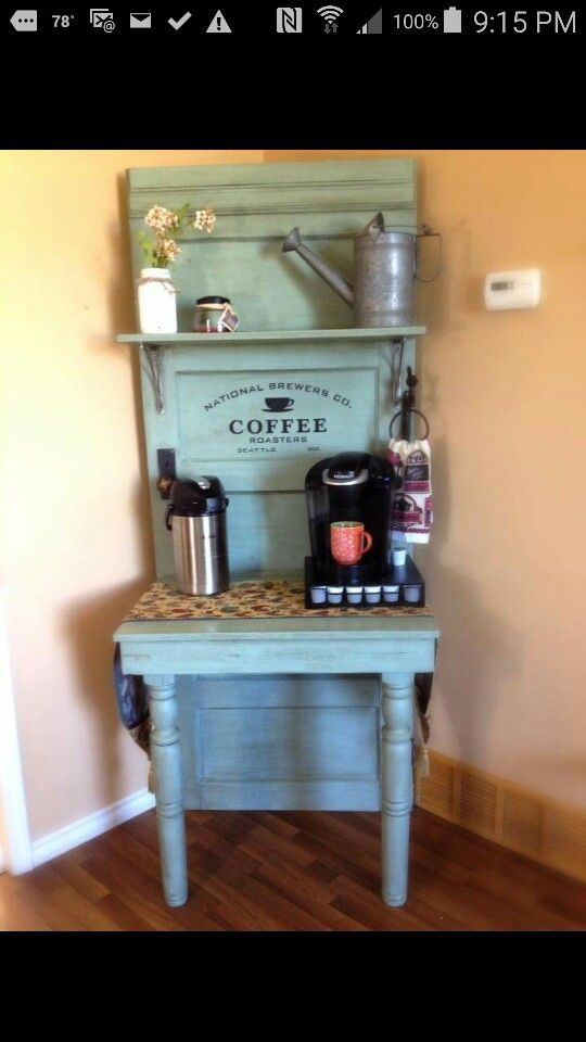 Coffee Stations Commercial Station Furniture