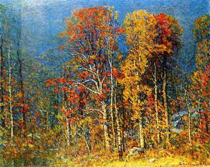 Fall Landscape , 1913 in 2018 John J Enneking Pinterest