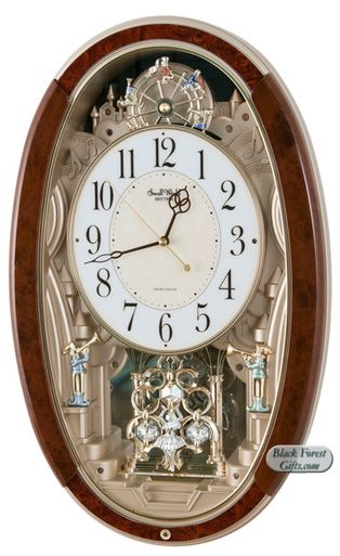 Shop Now For Small World Rhythm Clocks At Black Forest Gifts Free Engraved Plate And Shipping On Orders Over 100 00 Rhythm Clocks Clock Clock Craft