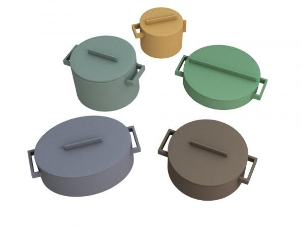 Terra cotto des stefania vasques prod sambonet il for Novelli arredamenti