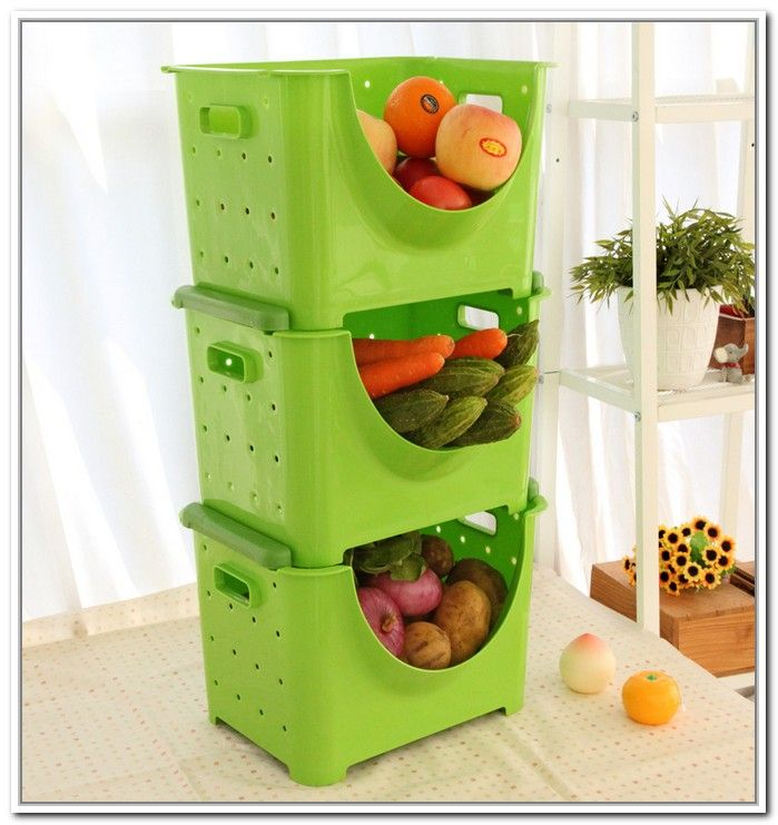Vegetables Storage Containers Fruit and vegetable storage bins for the home pinterest fruit and vegetable storage bins workwithnaturefo
