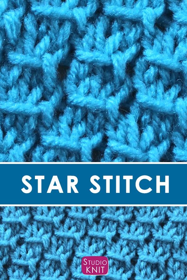 Photo of The Star Stitch (Pattern + Video)