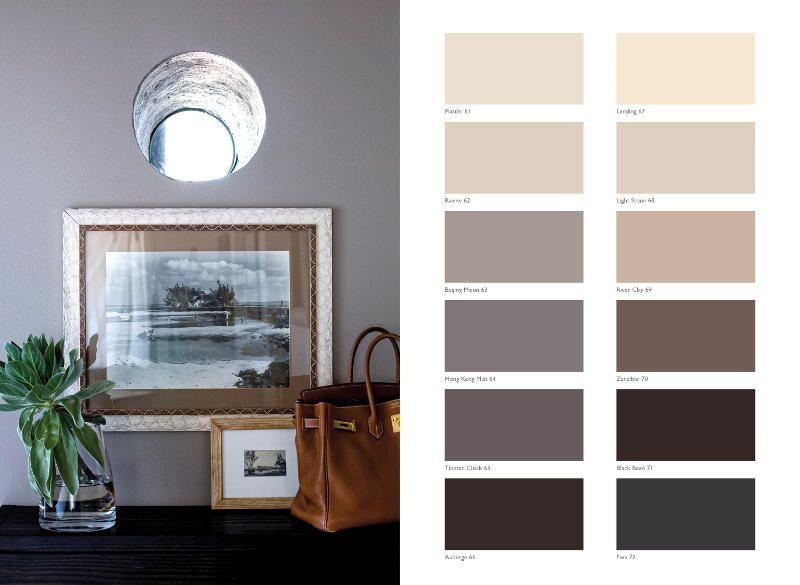 Plascon Paint Essential Collection 108 Essential Colours Sleek Palette La Recolte Colour