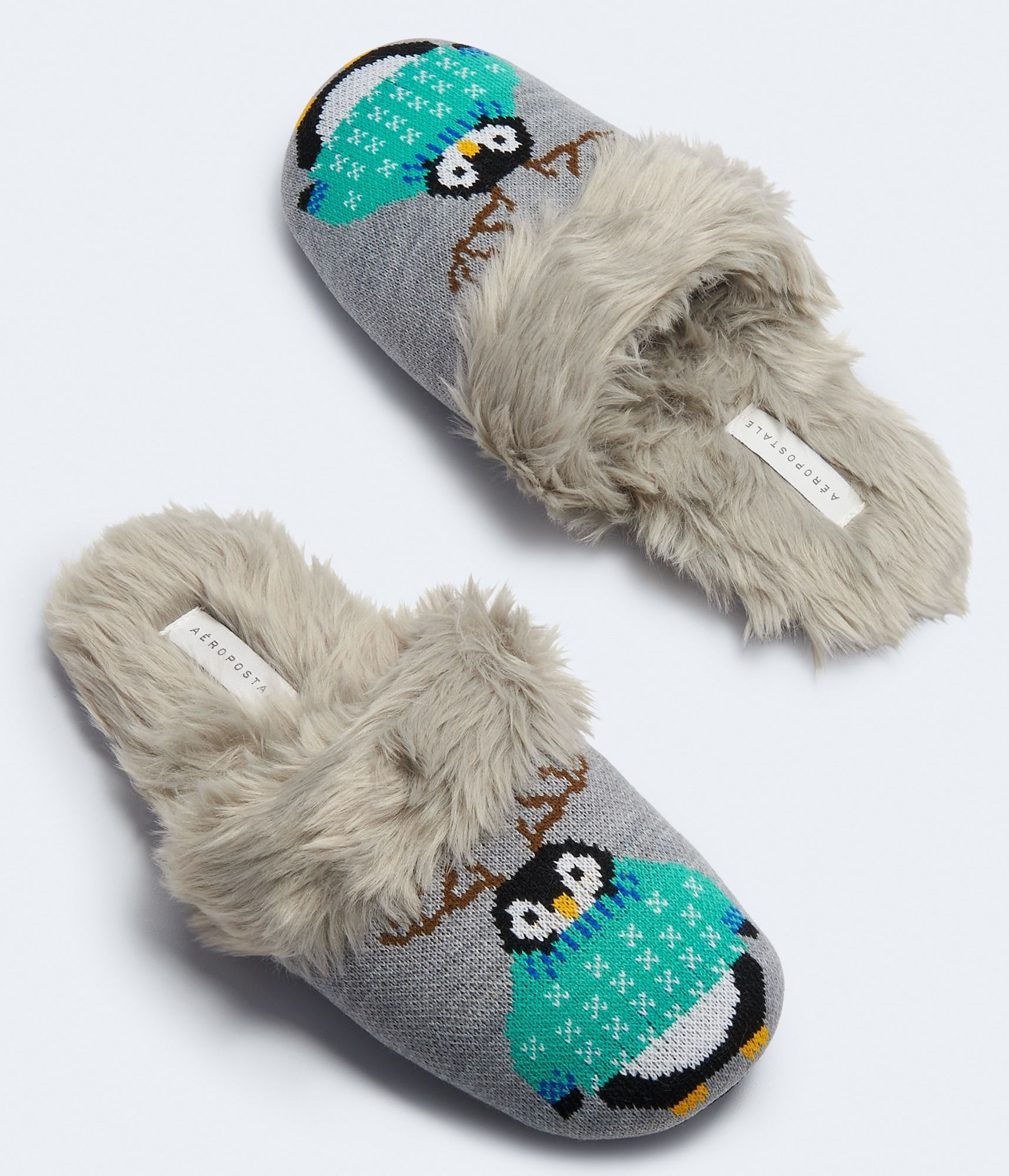 1d838a275e0 Knit Penguin Slipper in 2019