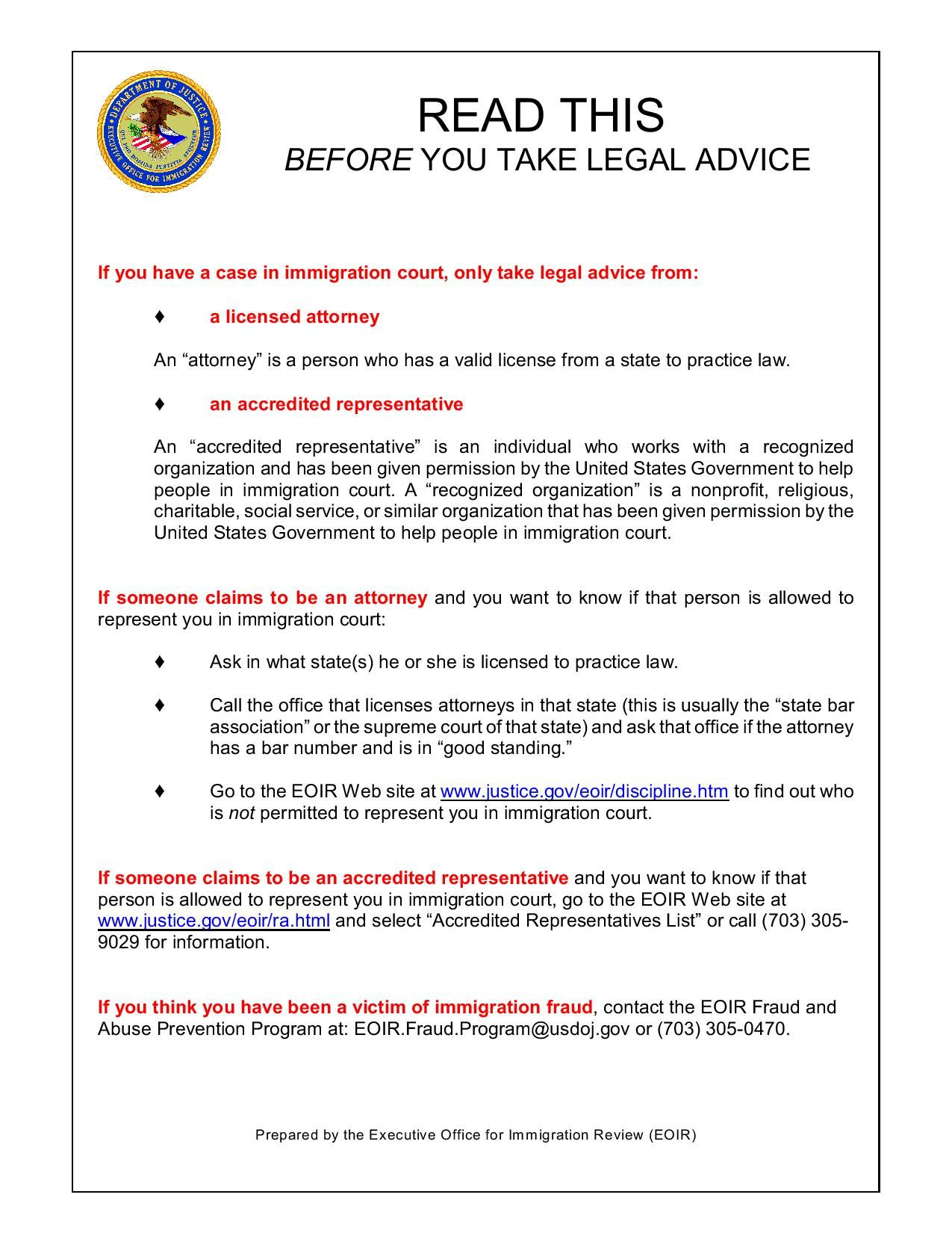 Do You Have Doubts About Finding A Good Immigration Lawyer Are