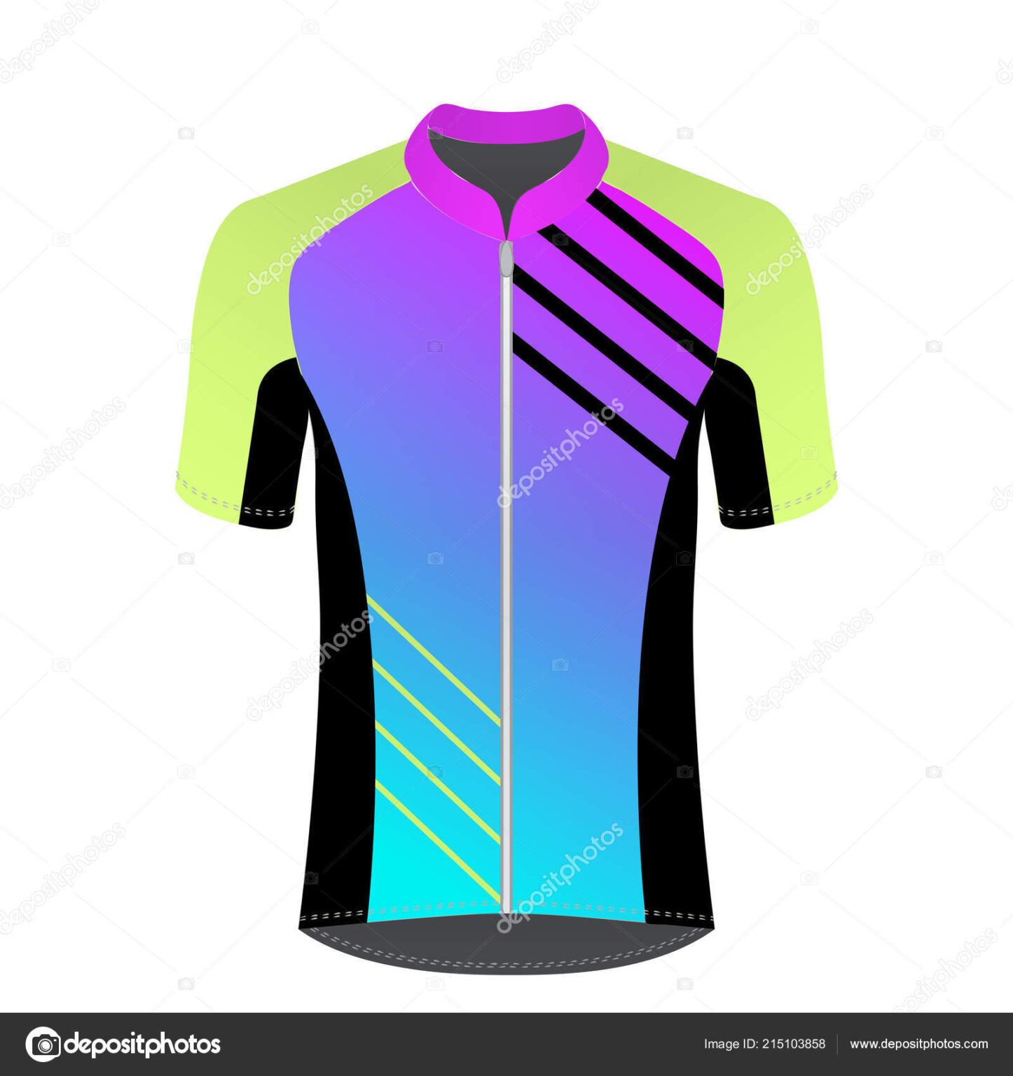 Download Cycling Jersey Mockup Shirt Sport Design Template Road Throughout Blank Cycling Jersey Template Womens Cycling Clothes Sports Design Cycling Outfit