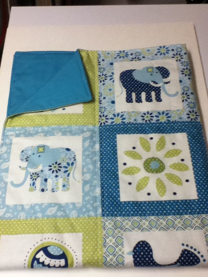 Baby Boy Quilted Blanket Baby Boy Quilts Baby Quilts