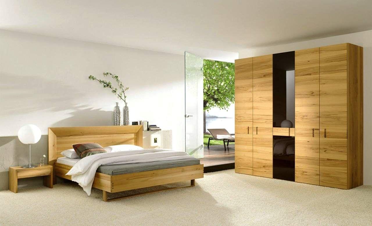 Spacy Bedroom Arrangement Ideas