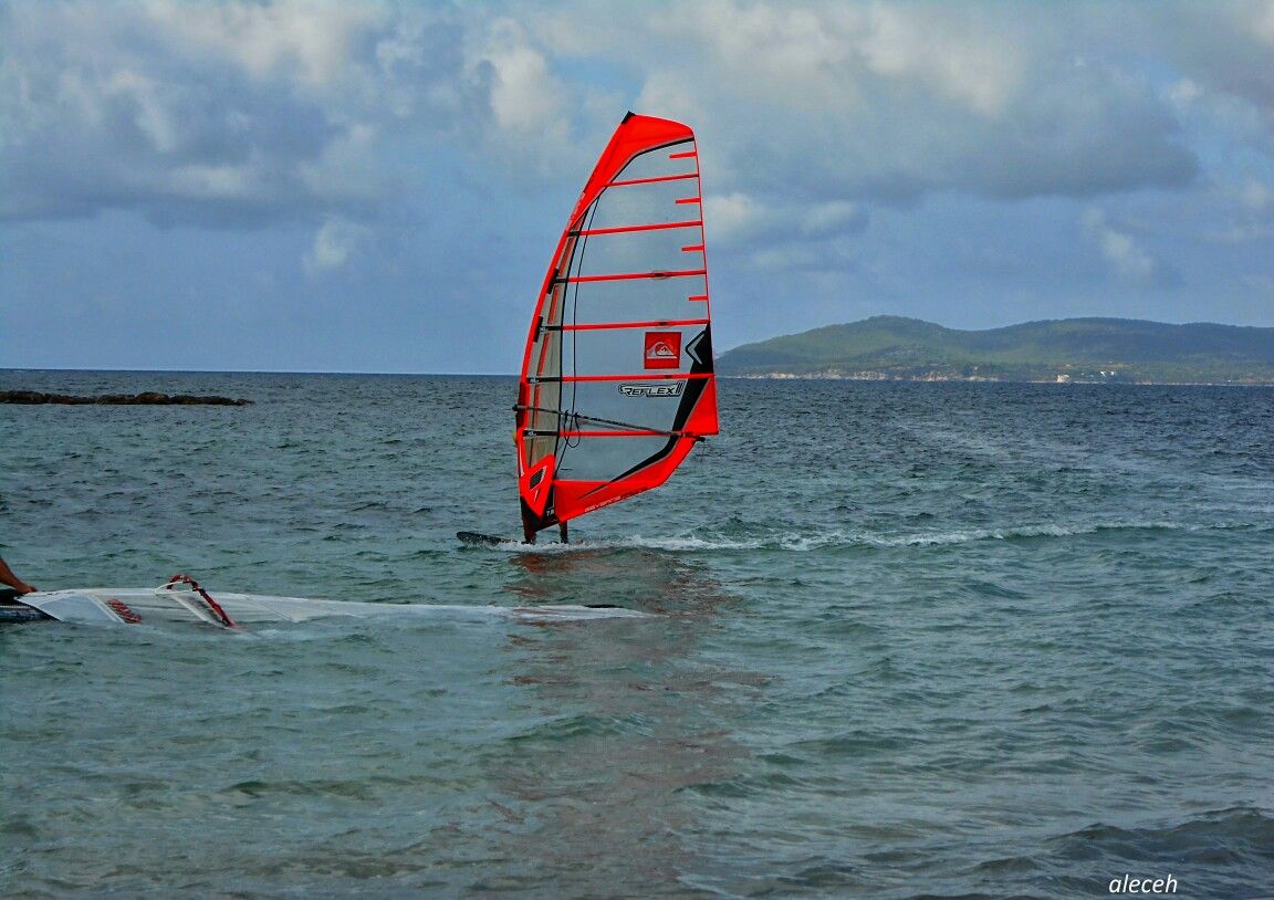 #Hobby #Hobbies #Windsurfing