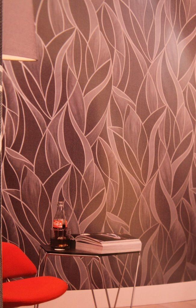 Modelo 6410-20. Color gris y plata. #Papeltapiz  #Tiendaenlinea #Decoracion