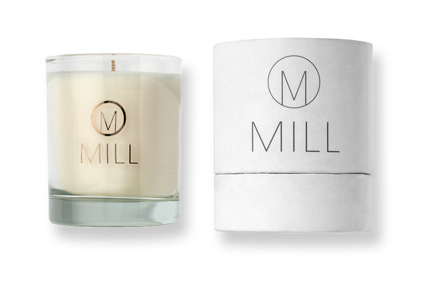 """AGO"" Soy Wax Scented Candle – Mill Candle."