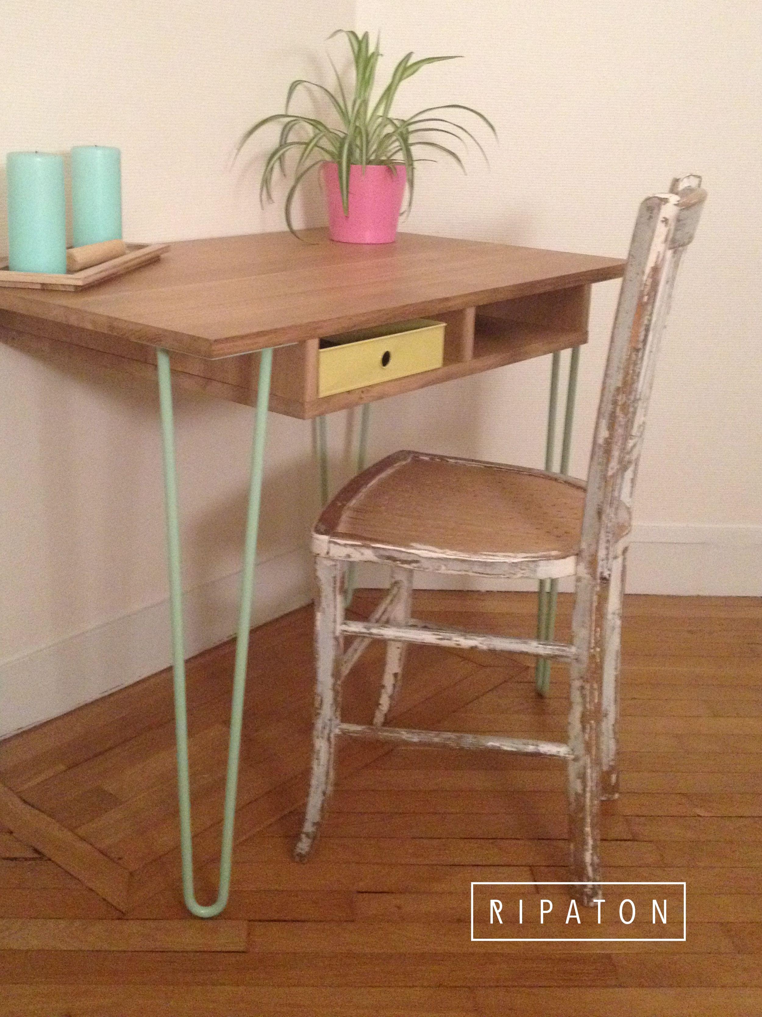 Petit bureau par aude ripaton diy meuble furniture petit bureau par aude ripaton diy meuble furniture solutioingenieria Gallery