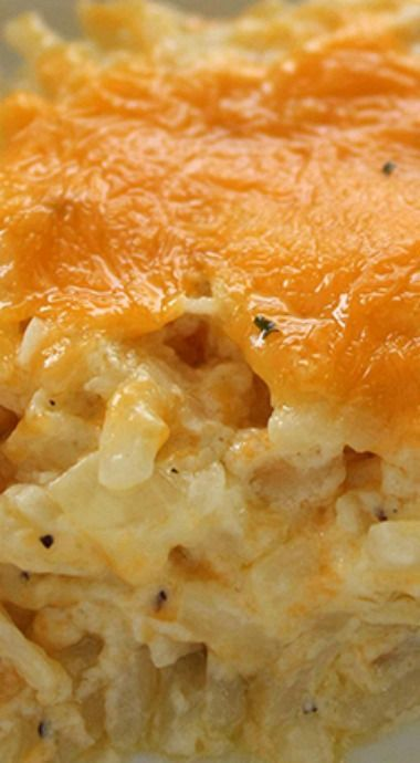 Photo of Copycat Cracker Barrel Hashbrown Casserole – CincyShopper