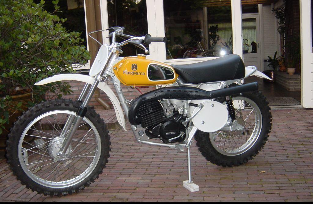 Vintagedirtbikeparts Net Vintage Husqvarna Photos Specs Parts Vintage Motocross Vintage Bikes Husqvarna
