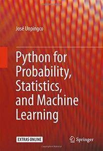 Python for probability statistics and machine learning python python for probability statistics and machine learning fandeluxe Choice Image