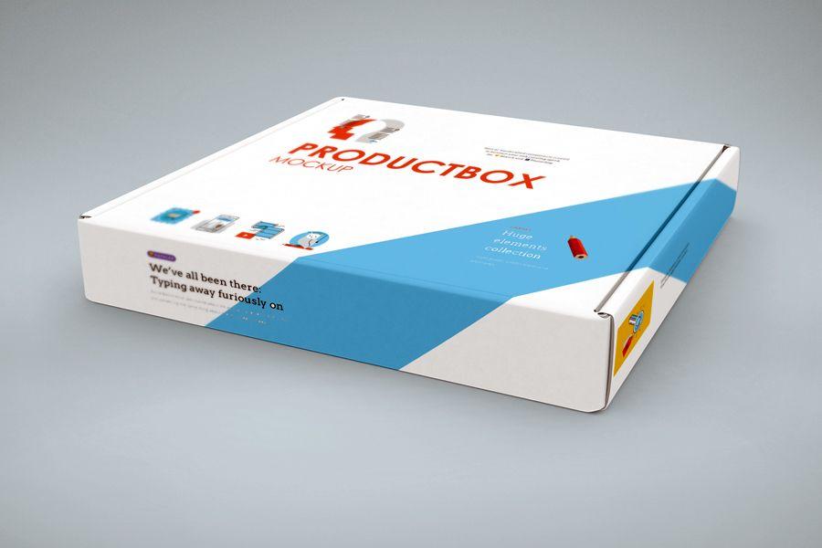 Download Free Horizontal Box Cover Mockup Psd Download Mockup Free Photoshop Mockup Free Psd Free Mockup Photoshop Mockup Free