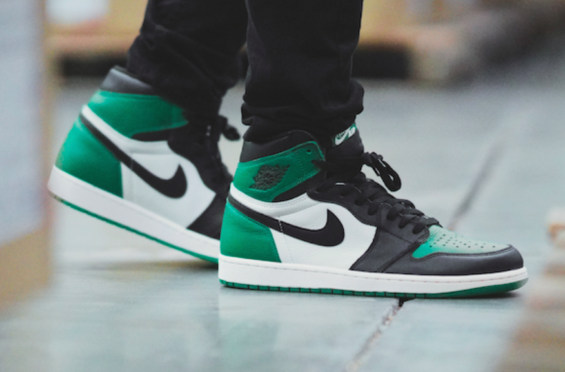 Is The Air Jordan 1 Retro High Og Pine Green A Must Cop Kicksonfire Com Air Jordans Sneakers Jordans