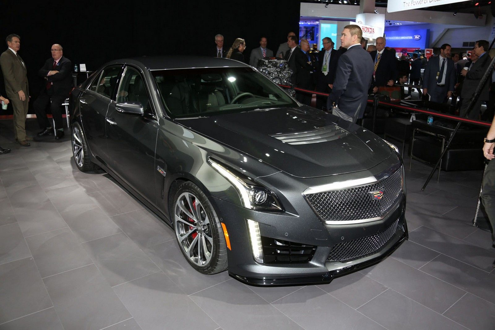 2017 cadillac cts v coupe concept. Black Bedroom Furniture Sets. Home Design Ideas