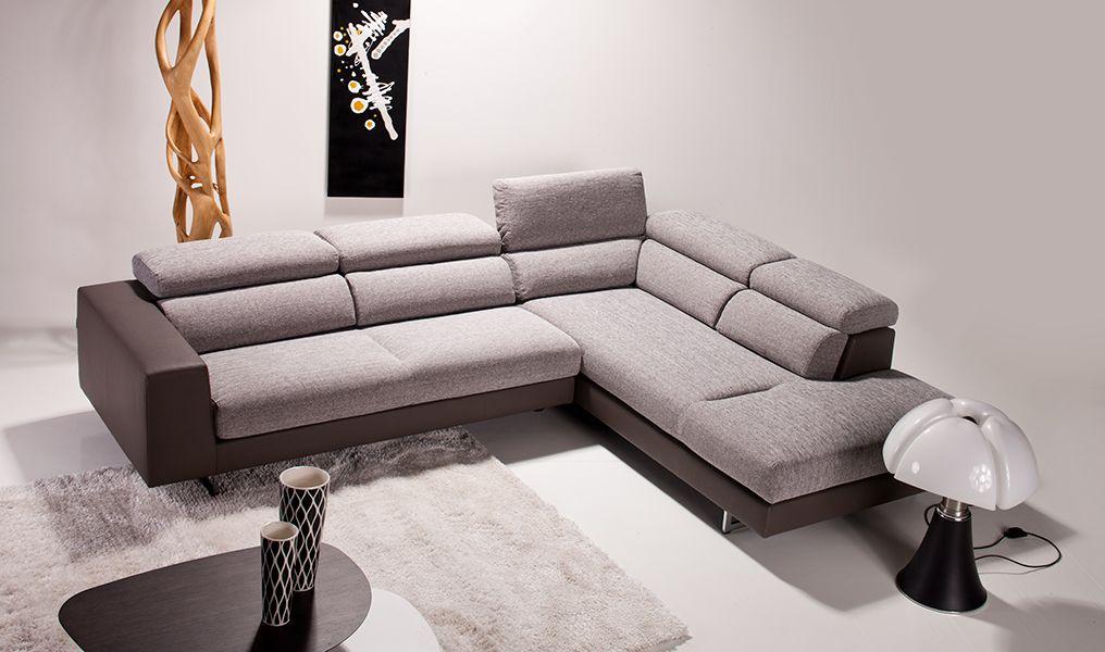 Salotto ad angolo | Il divano Dafne di Dondi Salotti ...
