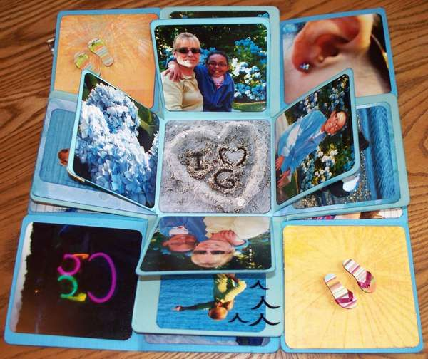 Exploding Scrapbook Kelly Earl For Your Hunny Diy Ideas