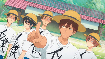 New on Bluray TSURUNE Complete Collection in 2020