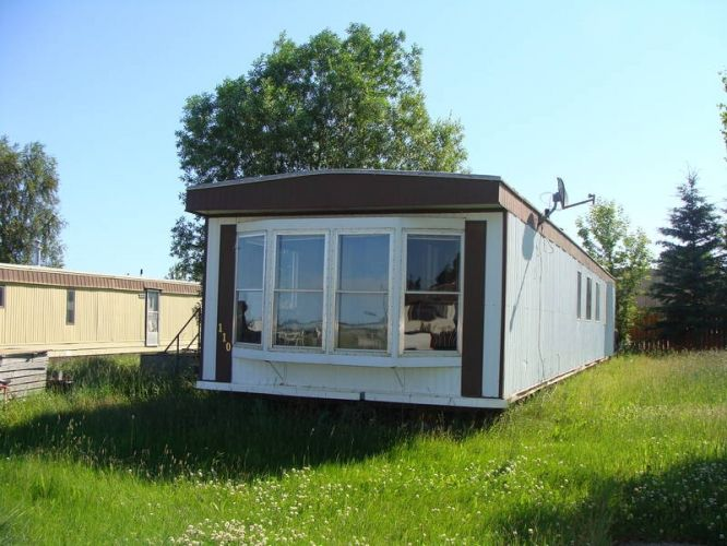 Old Mobile Home For Sale Slave Lake Alberta Estates Canada. Vintage
