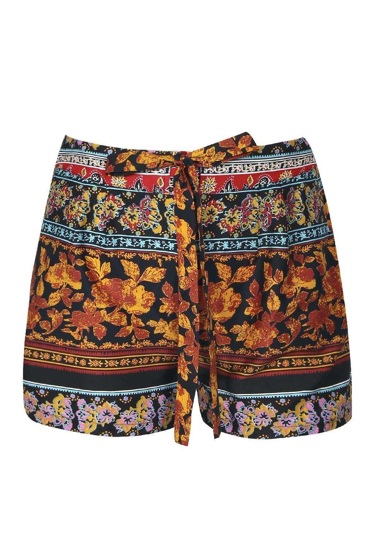 Mae Printed Flippy Shorts alternative image