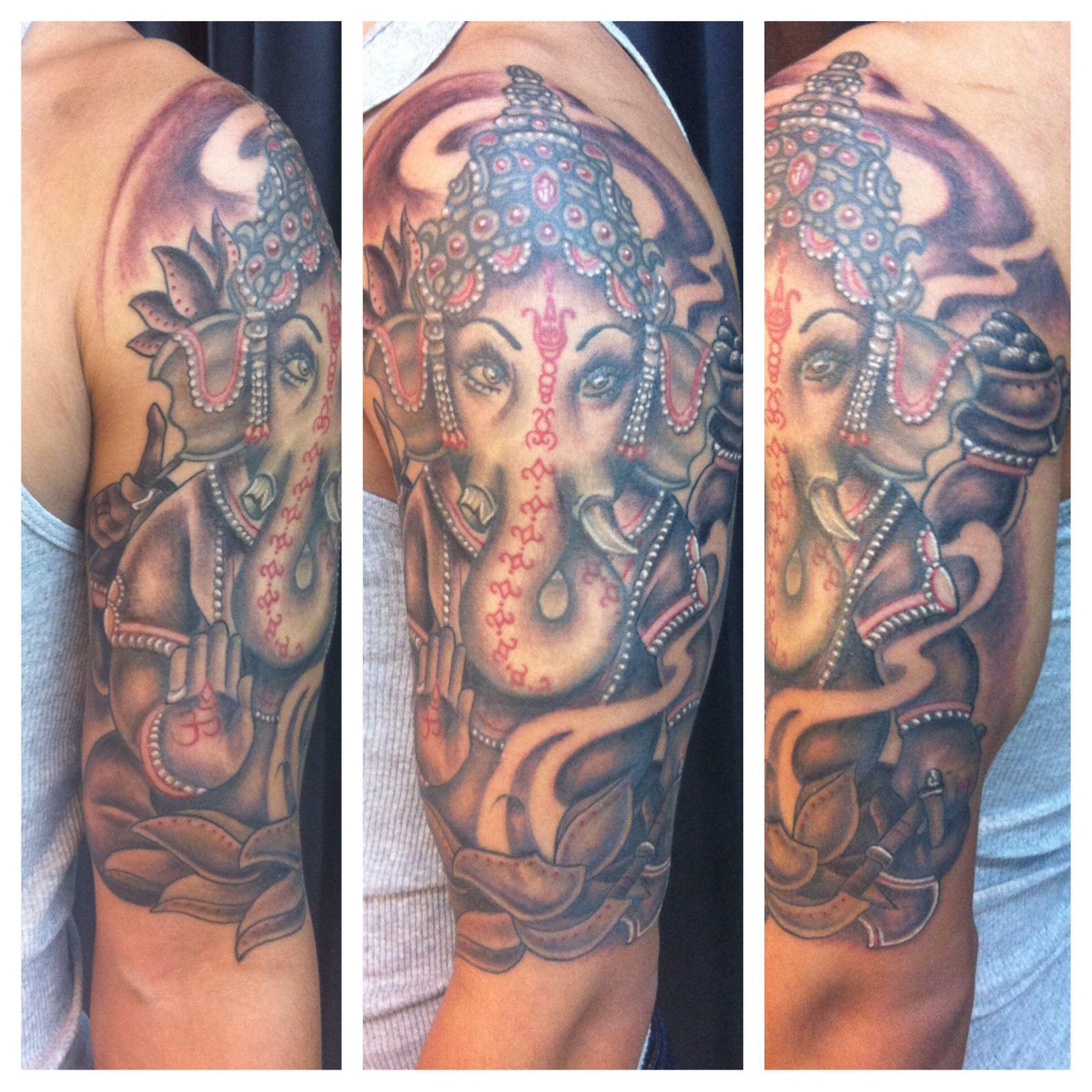 Eric diaz in san antonio portrait tattoo tattoos san