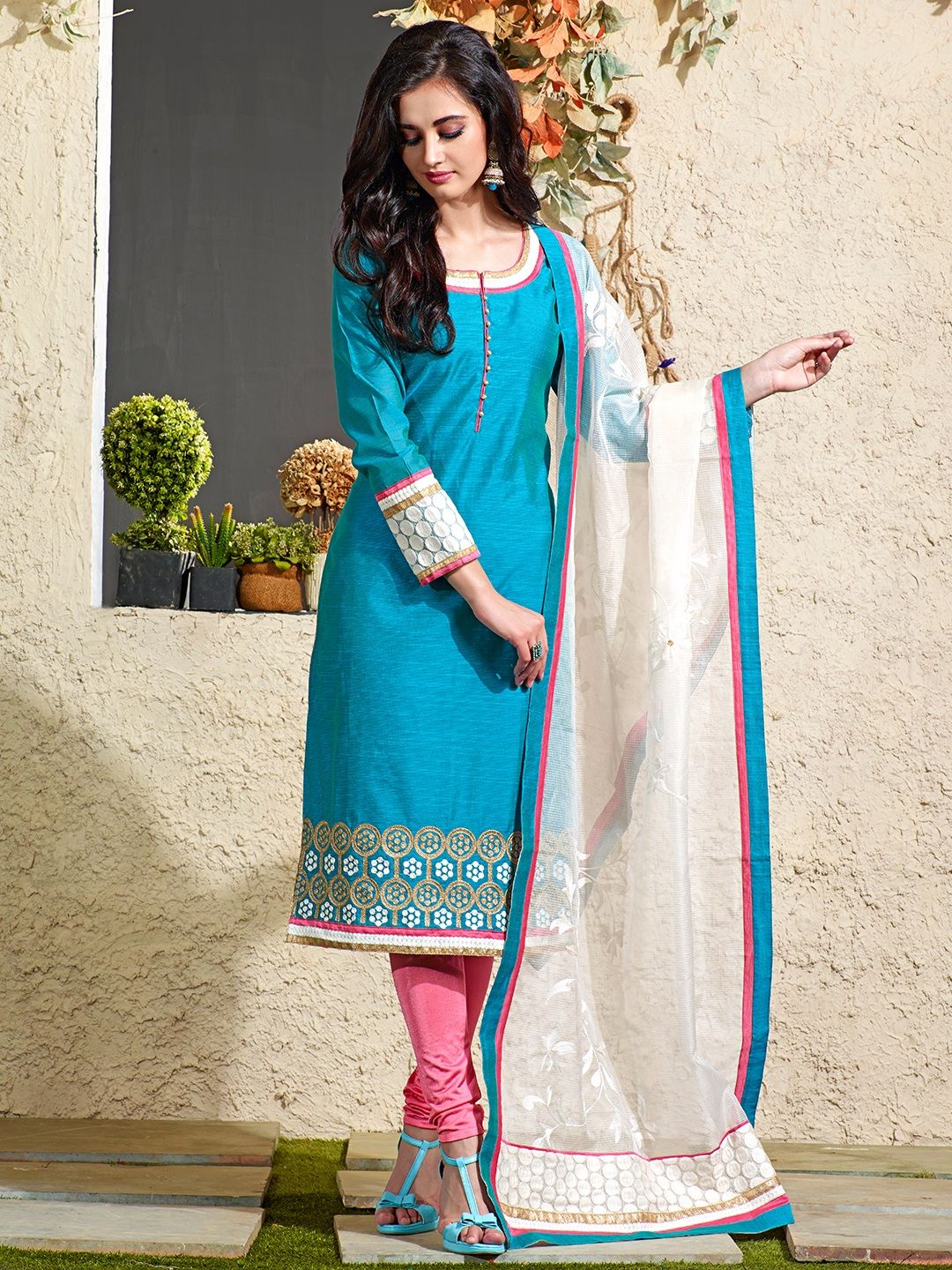Pin by Ananya on Indian feminity | Pinterest | Salwar suits, Indian ...