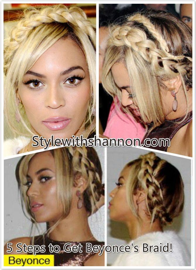 20+ Beyonce Crown Braid Background