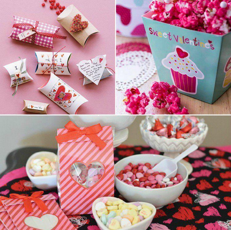 Bricolage facile Saint Valentin: inspirez-vous par nos