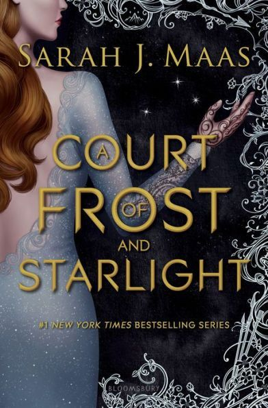 A Court Of Frost And Starlight A Court Of Thorns And Roses Series