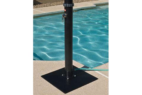 Outdoor Solar Shower Base 141623 Outdoor Solar Shower Solar