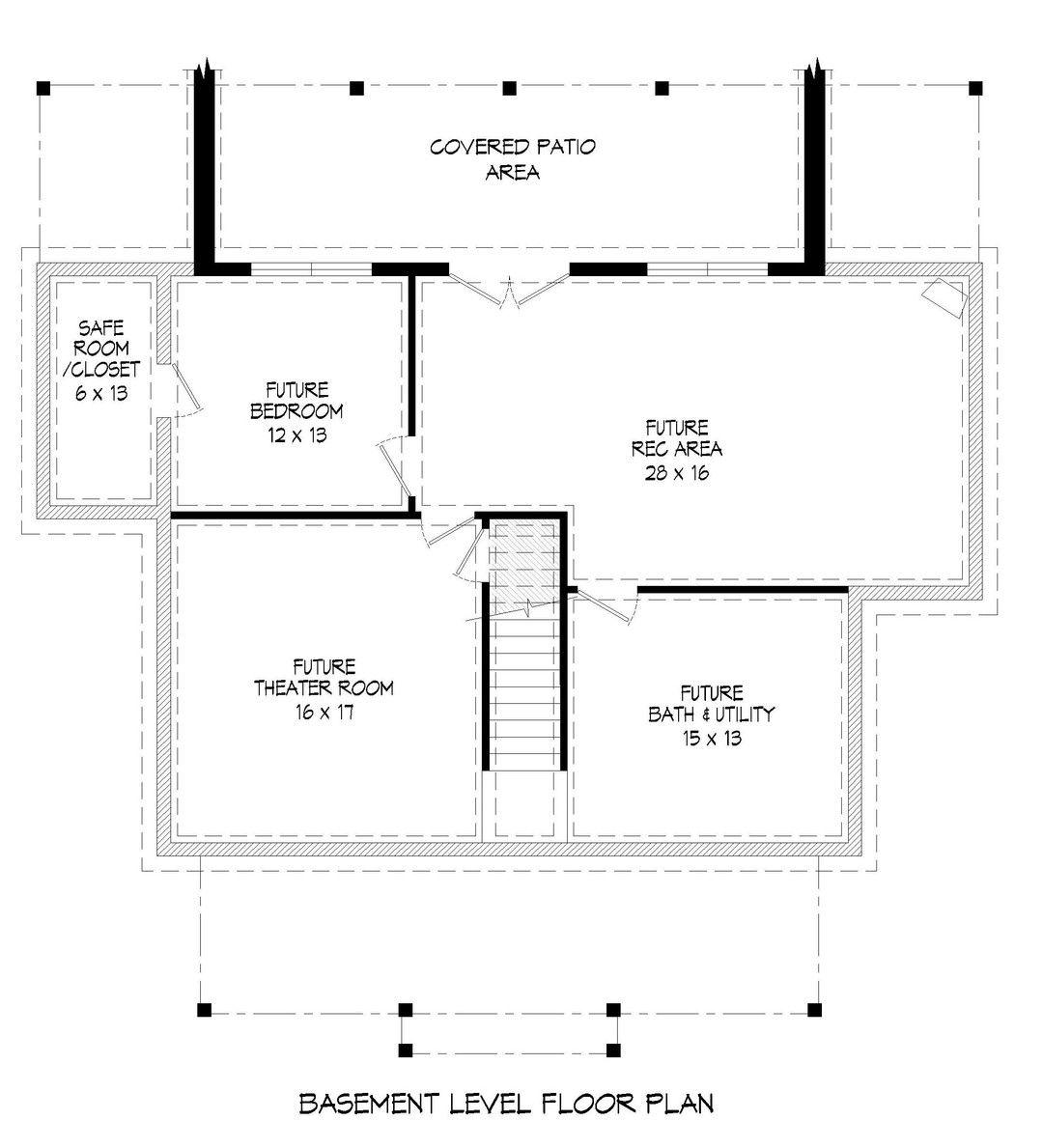 House Plan 763 1211