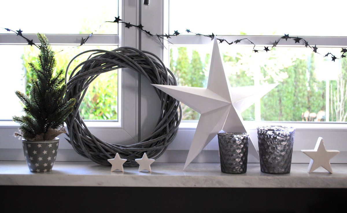 S 39 fensterbankerl decoration ideas pinterest weihnachten fensterdeko weihnachten - Wann weihnachtlich dekorieren ...