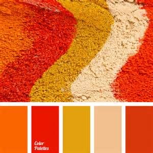 Burnt Orange Orange Orange Color Palettes Monochrome