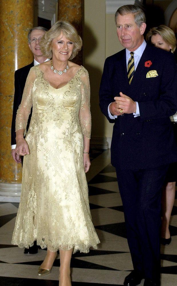 Pin em The Duchess of Cornwall