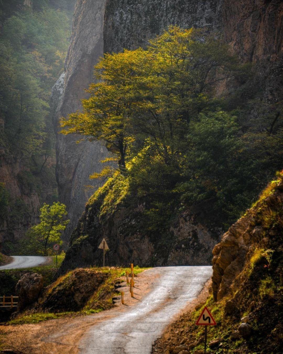 Pin By Sevda Hajiyeva On Azerbaijan Country Roads Outdoor Road