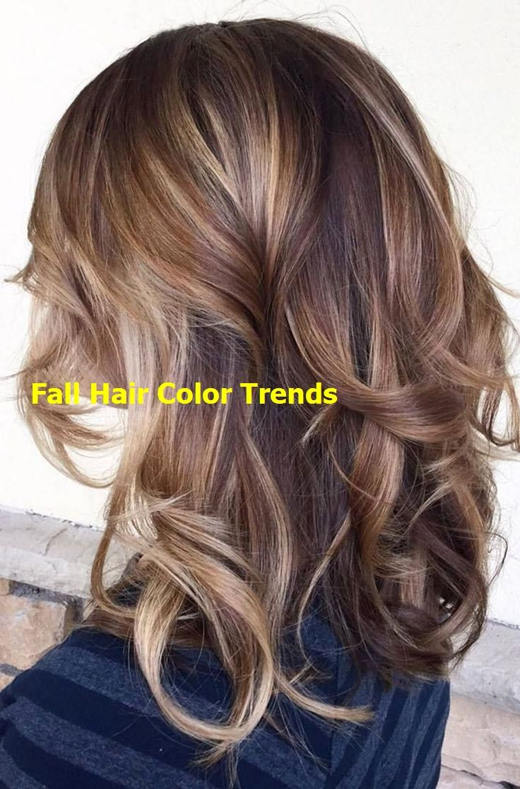 Top 25 Flattering Balayage Hair Color Ideas Trend… #fallhaircolorforbrunettes