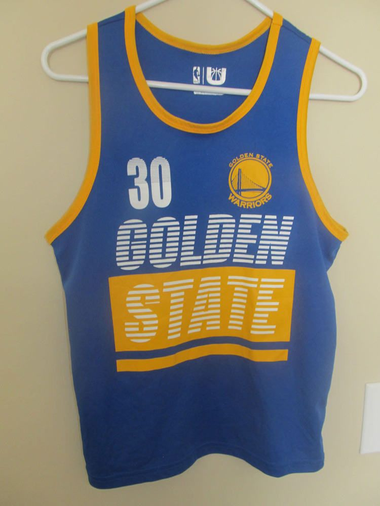 the best attitude ac2df ea1e7 Stephen Curry - Golden State Warriors jersey - Youth medium ...