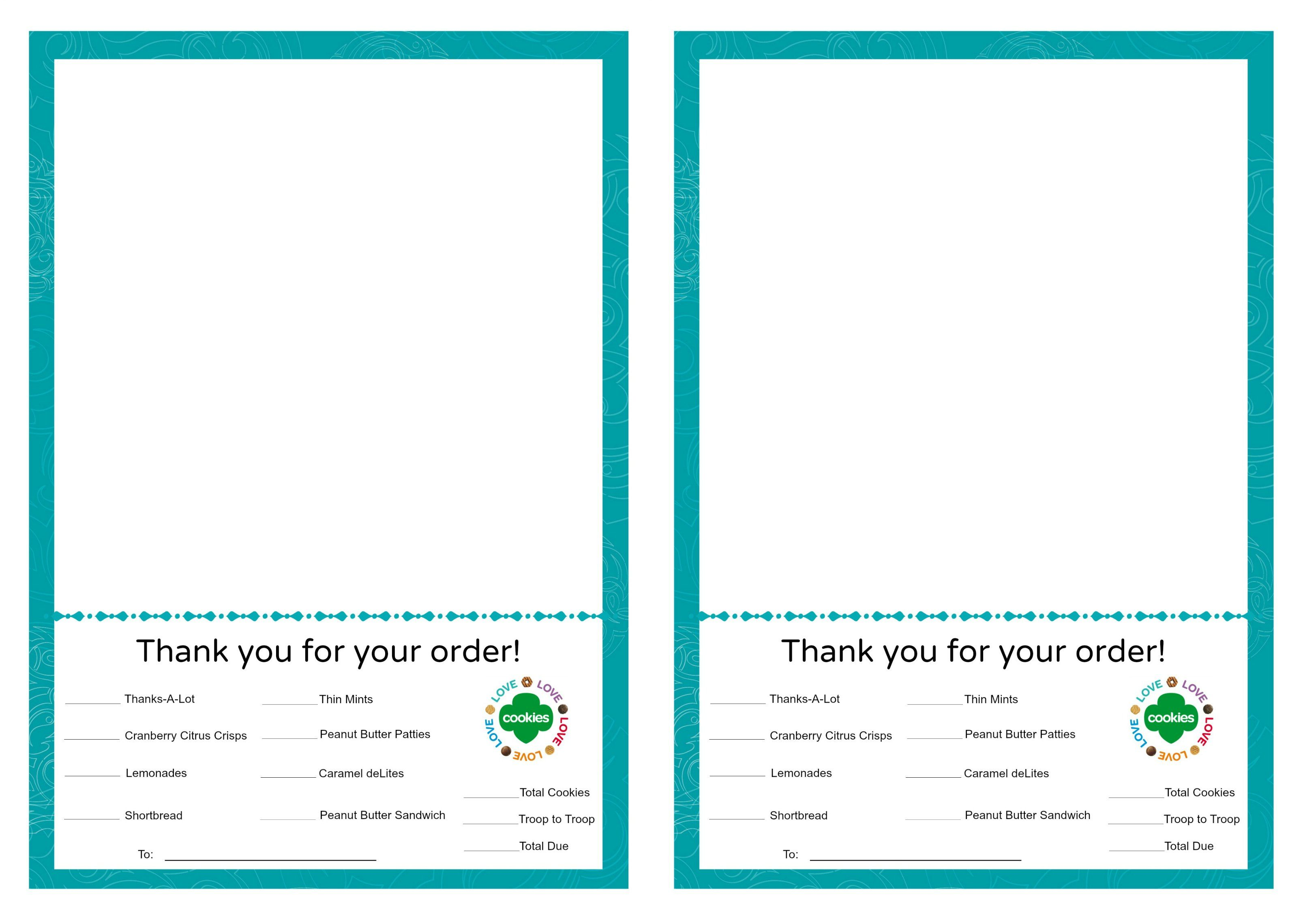 Daisy Girl Scout Printable Certificates