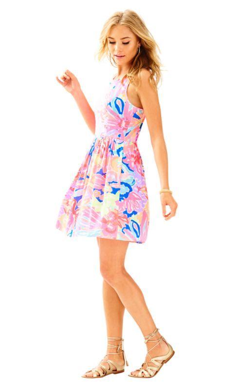 8c1969cd41 Lilly Pulitzer KASSIA FIT   FLARE DRESS